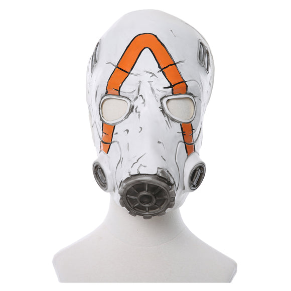 Borderlands 3 Psycho Bandit Mask Cosplay Latex Half Face Mask Halloween Cosplay Props