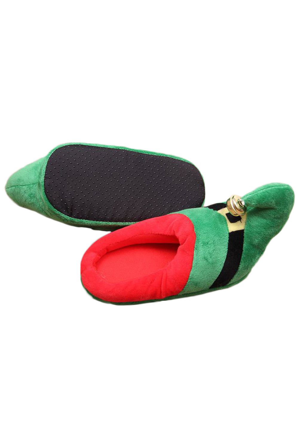 6a36cc25755 ... Kids Adult Christmas Cotton Home Slippers Winter Warm Indoor Soft Shoes