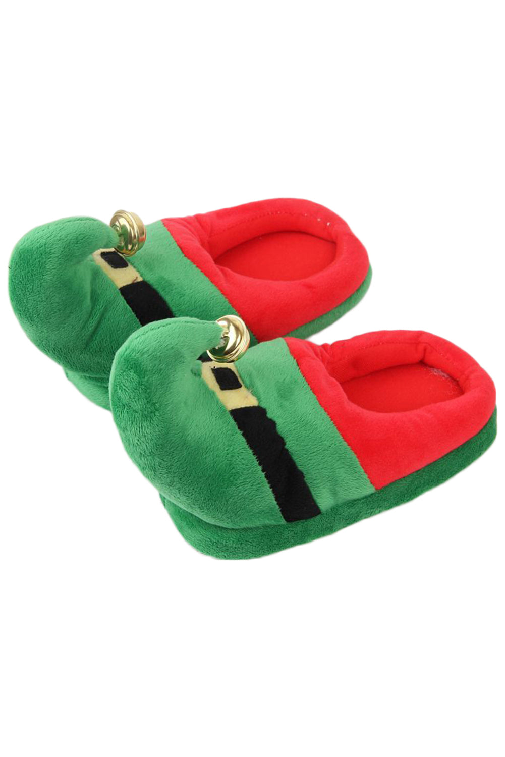 84eab434b15 ... Kids Adult Christmas Cotton Home Slippers Winter Warm Indoor Soft Shoes  ...