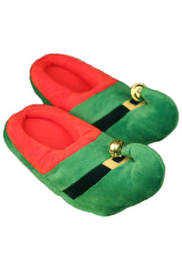 Kids/Adult Christmas Cotton Home Slippers Winter Warm Indoor Soft Shoes