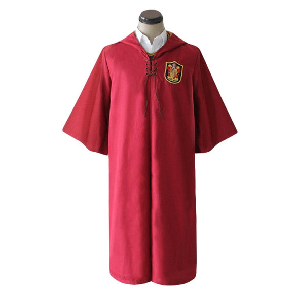 Harry Potter Wizard Costume Quidditch Cosplay Costume