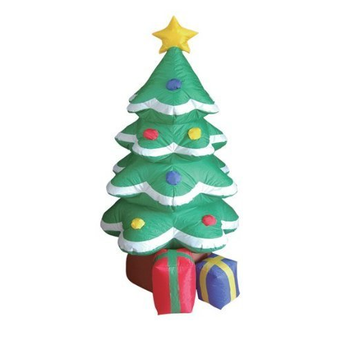 Inflatable Christmas Tree Yard Decoration