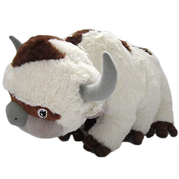Cute Gift Avatar The Last Airbender Appa Plush Stuffed Doll Toy Pillow