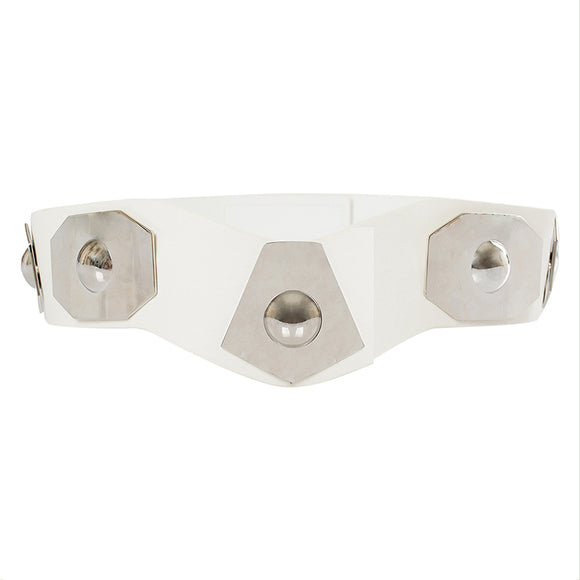 Star Wars Princess Leia Belt Costume Props Accessories Adjustable White Female Belts
