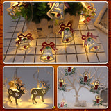 LED Fairy Lights Christmas Battery Lights House Party Decoration