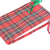 Red Christmas Stockings Christmas Decoration Supplies Dog Claw Gift Bag
