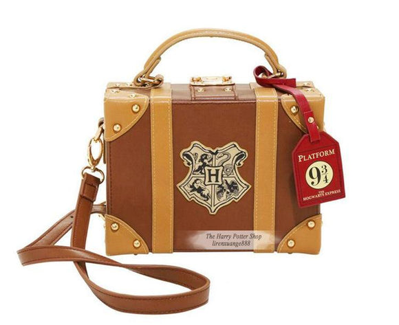 Harry Potter Hogwarts 8 inch Travel Suitcase