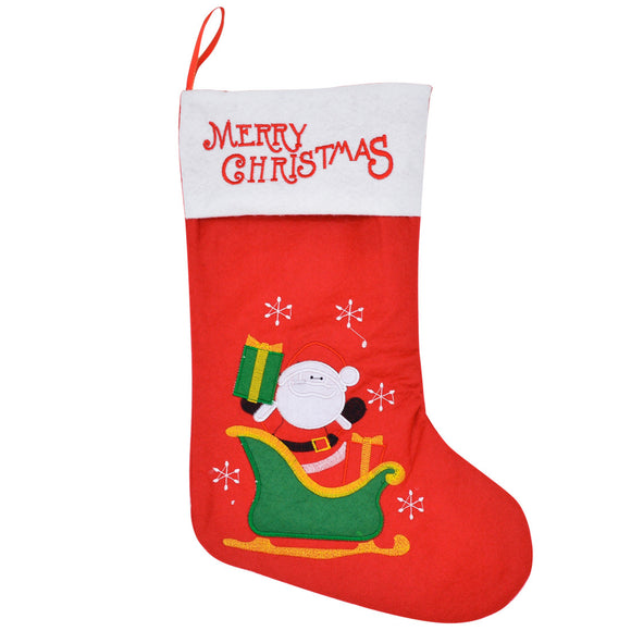 Lovely Christmas Stockings Decoration