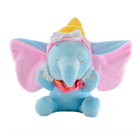Dumbo Little Elephant Plush Doll Stuffed Toys 8 Inch