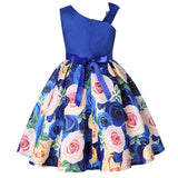 Christmas Flower Girls Dresses Kids Formal Dress