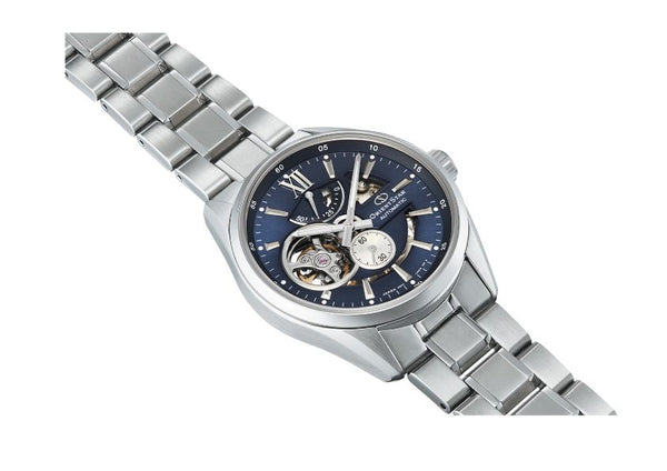 Introducing The Orient Star RE-AV0003L Automatic Watch With Semi-Skeletonised Dial