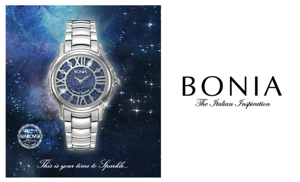 BONIA BNB10455LE - THE GALAXY ON YOUR WRIST
