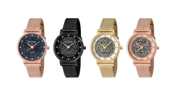 BONIA CRISTALLO: A WATCH FOR EVERY OCCASION