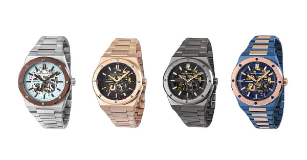 Gift Guide: A Watch For Your Beau , This is perfect for those who want an unconventional timepiece