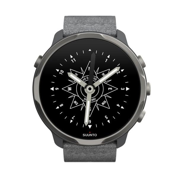Suunto 7 Graphite - The Smartwatch for Sporty Life