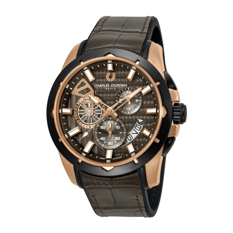 Charles Jourdan Men Chronograph CJ1045-1542C