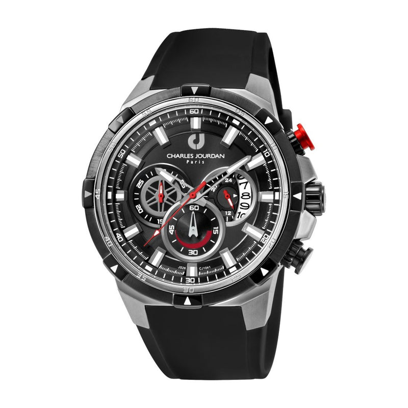 Charles Jourdan Men Chronograph CJ1041-1332C