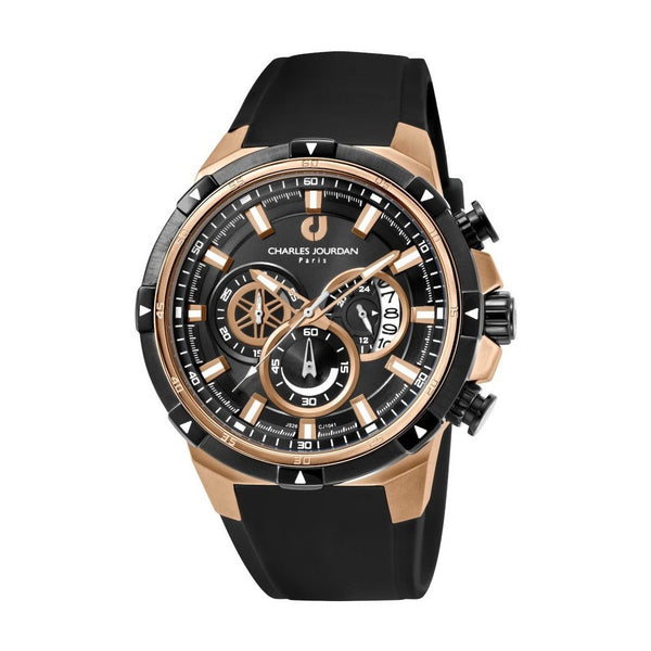 Charles Jourdan Men Chronograph CJ1041-1532C