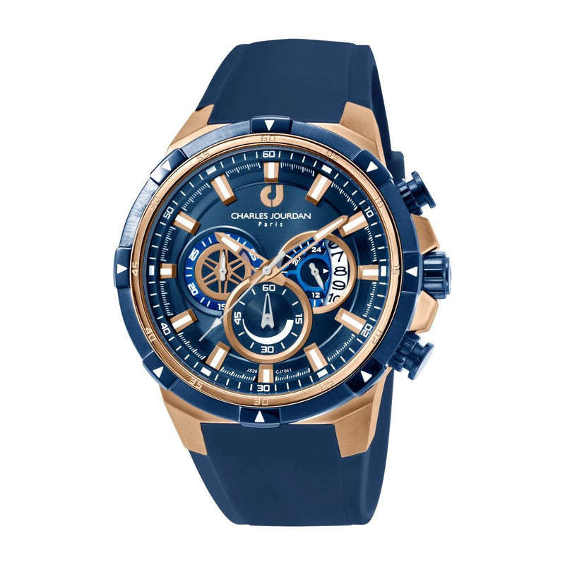 Charles Jourdan Men Chronograph CJ1041-1582C