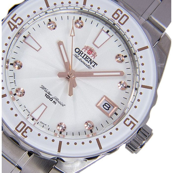 Orient Ladies Mechanical Sports ORFAC0A002W (Free Gift)