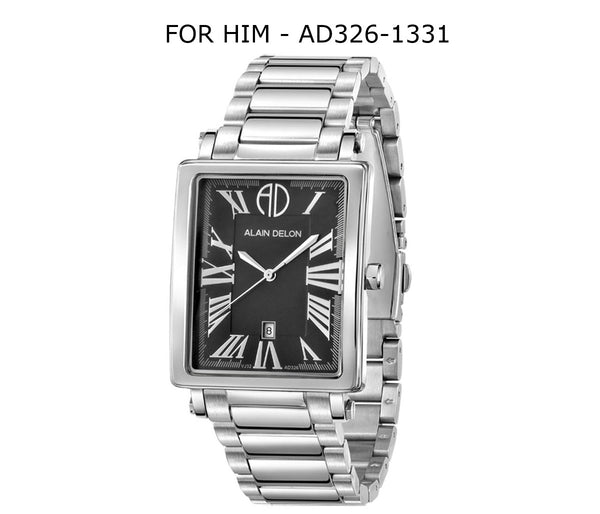 Alain Delon Watch AD326-1331