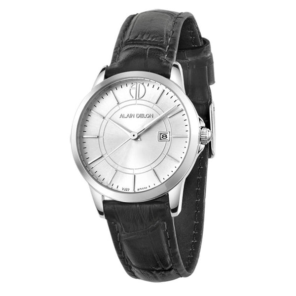 Alain Delon Ladies Quartz AD328-2319