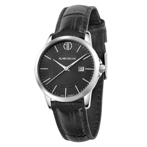 Alain Delon Ladies Quartz AD328-2339