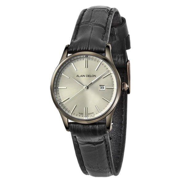 Alain Delon Ladies Quartz AD329-2749