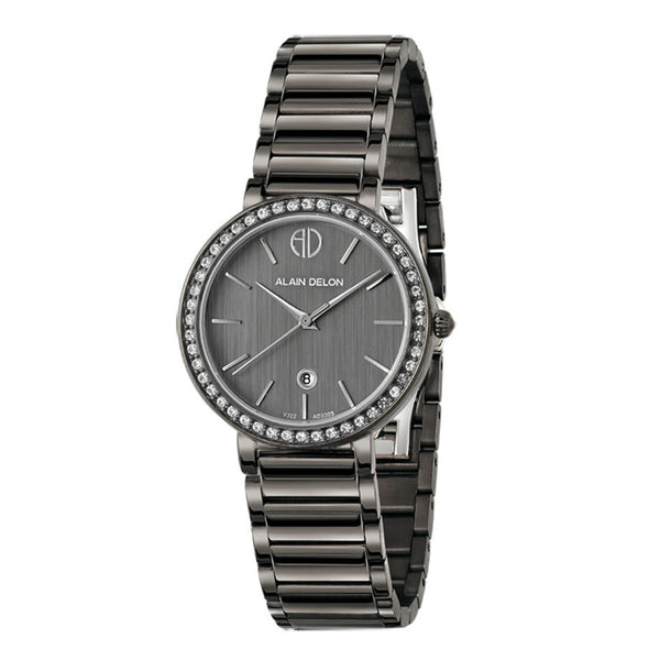 Alain Delon Ladies Elegance Quartz AD330-2732S