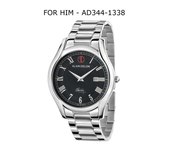 Alain Delon Watch AD344-1338