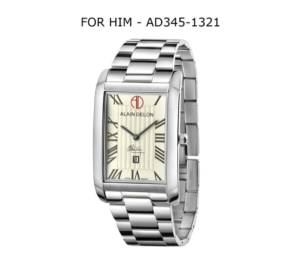 Alain Delon Watch AD345-1321