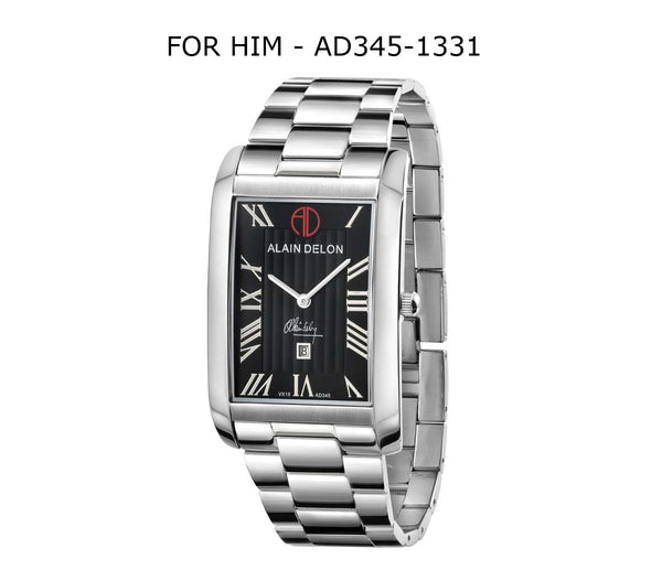 Alain Delon Watch AD345-1331