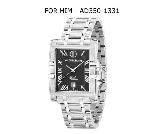Alain Delon Watch AD350-1331