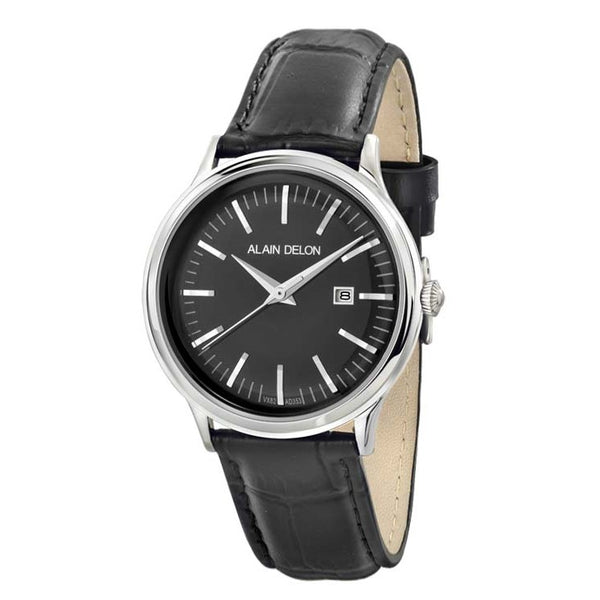 Alain Delon Ladies Quartz AD353-2332