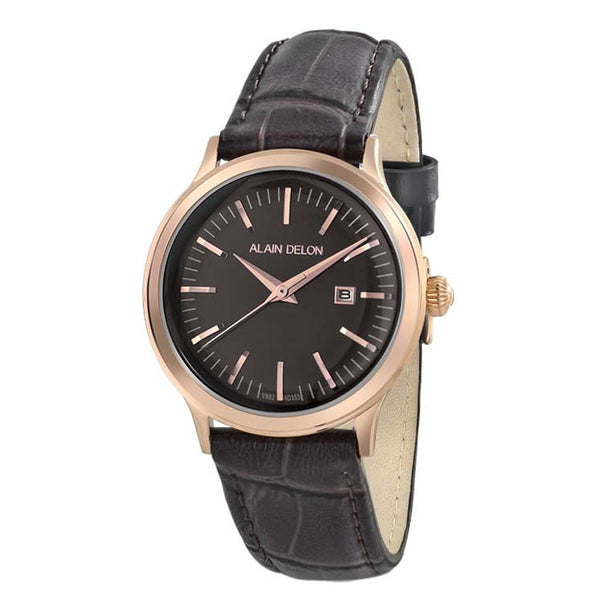 Alain Delon Ladies Quartz AD353-2542