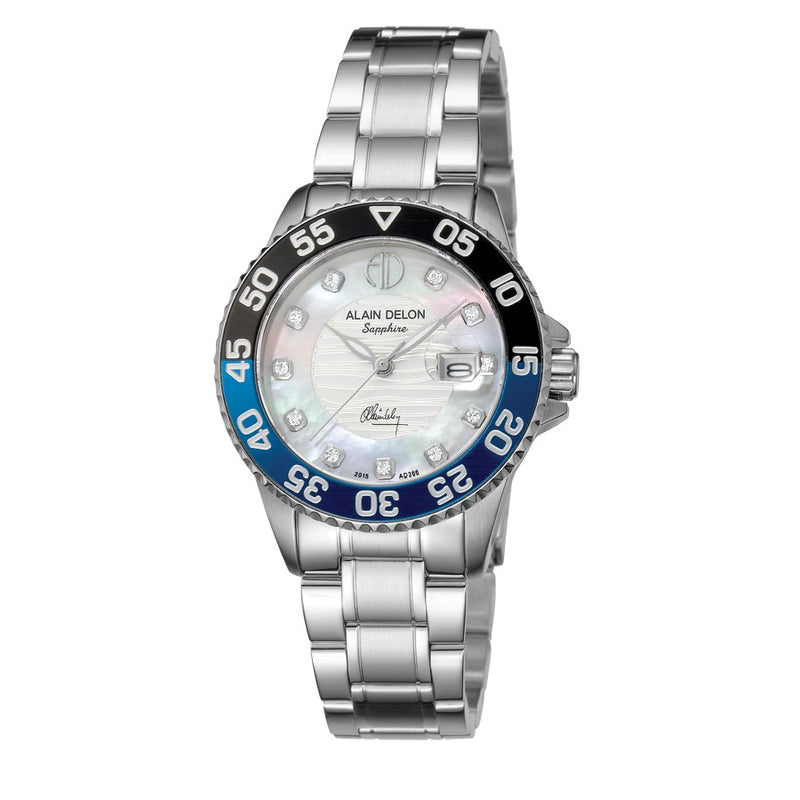 Alain Delon Ladies Sporty Quartz Bracelet AD366-2387