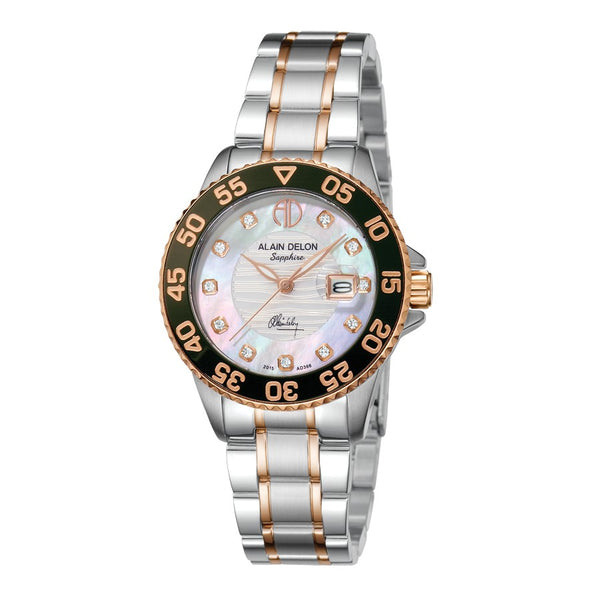 Alain Delon Ladies Sporty Quartz Bracelet AD366-2617