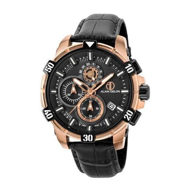 Alain Delon Men Chronograph AD395-1532C