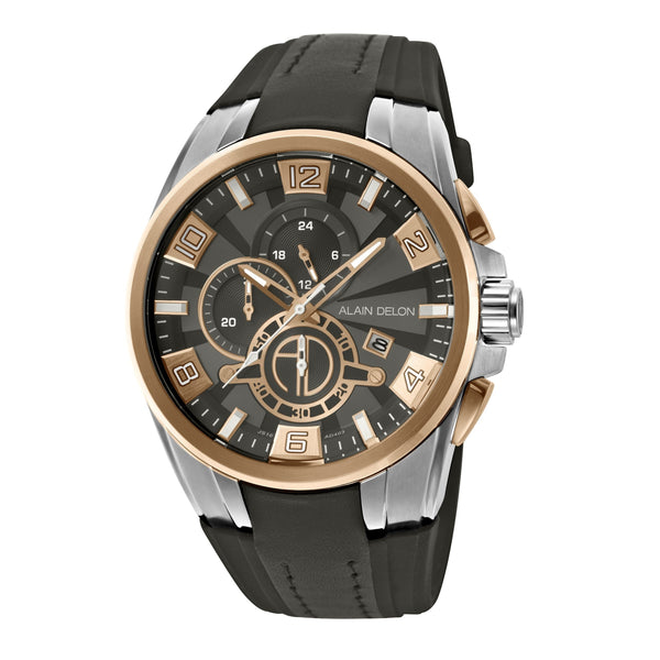 Alain Delon Men Chronograph AD403-1375C