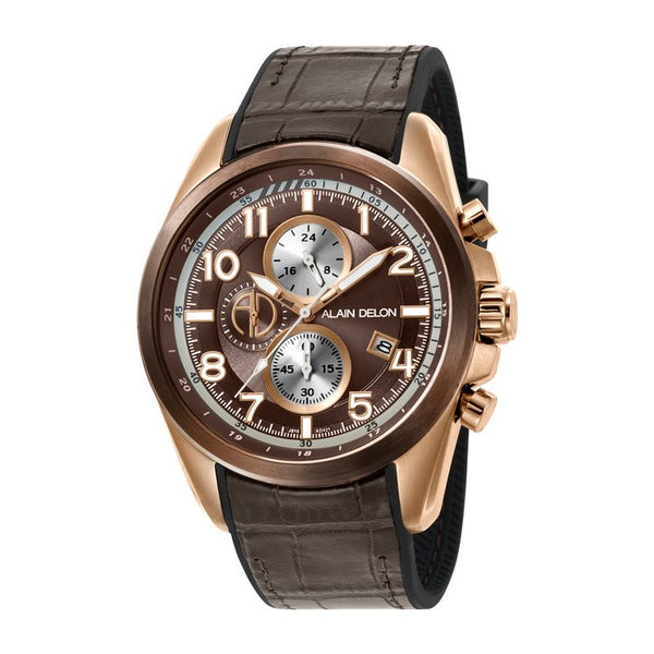Alain Delon Men Chronograph AD421-1045C