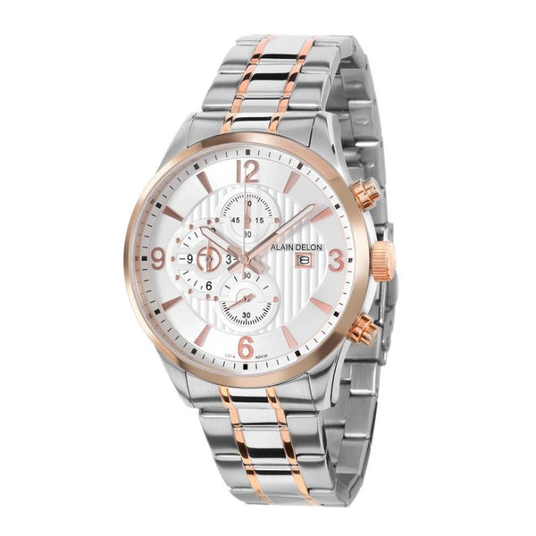 Alain Delon Men Chronograph AD438-1615C