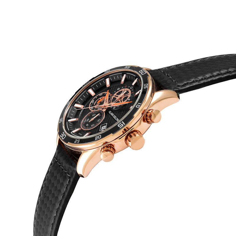 Alain Delon Men Chronograph AD445-1532C