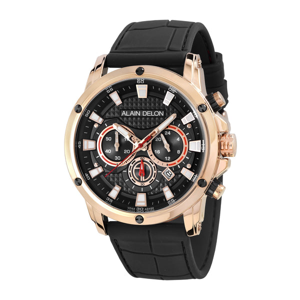 Alain Delon Men Chronograph AD450-1532C