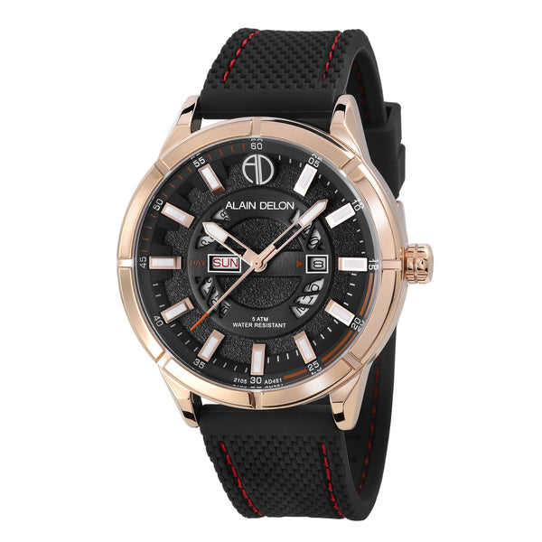 Alain Delon Men Classic Quartz AD451-1532