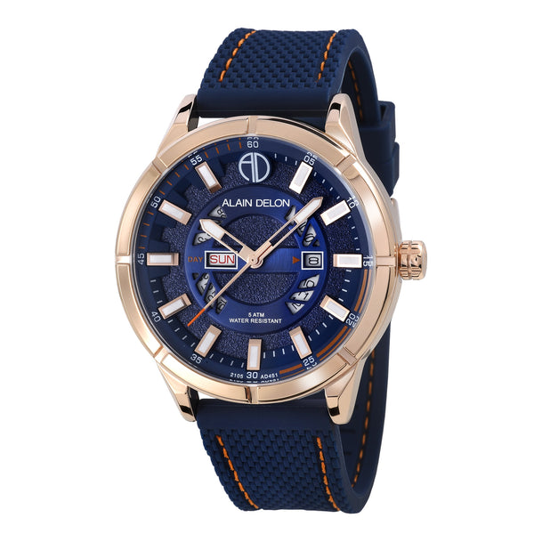 Alain Delon Men Classic Quartz AD451-1582