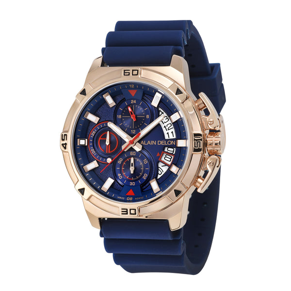 Alain Delon Men Chronograph AD452-1582C