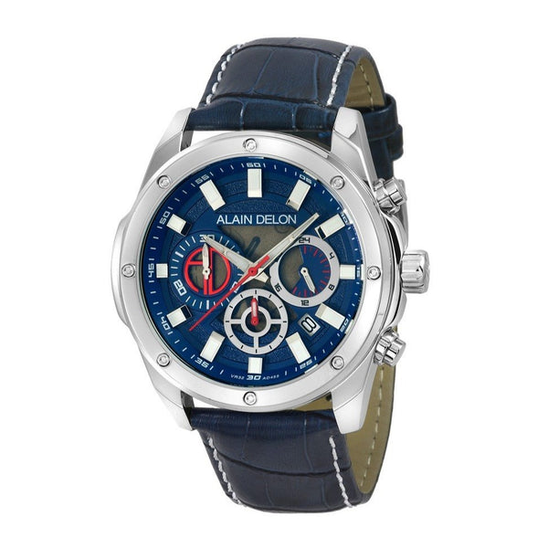 Alain Delon Men Chronograph AD455-1382C