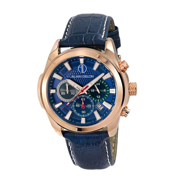 Alain Delon Men Chronograph AD457-1582C