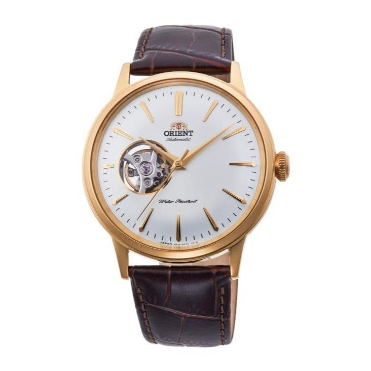 cc1888935ee Orient Bambino Open Heart Automatic ORRA-AG0003S (Free Gift)