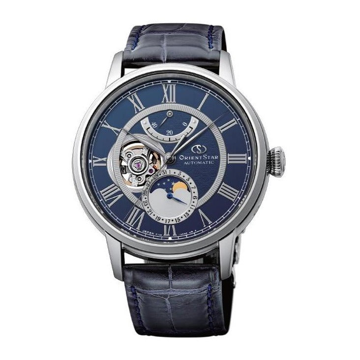 Orient Star Mechanical Moon Phase ORRE-AM0002L
